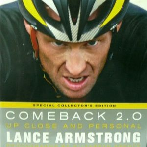 Lance Armstrong New sealed hardback